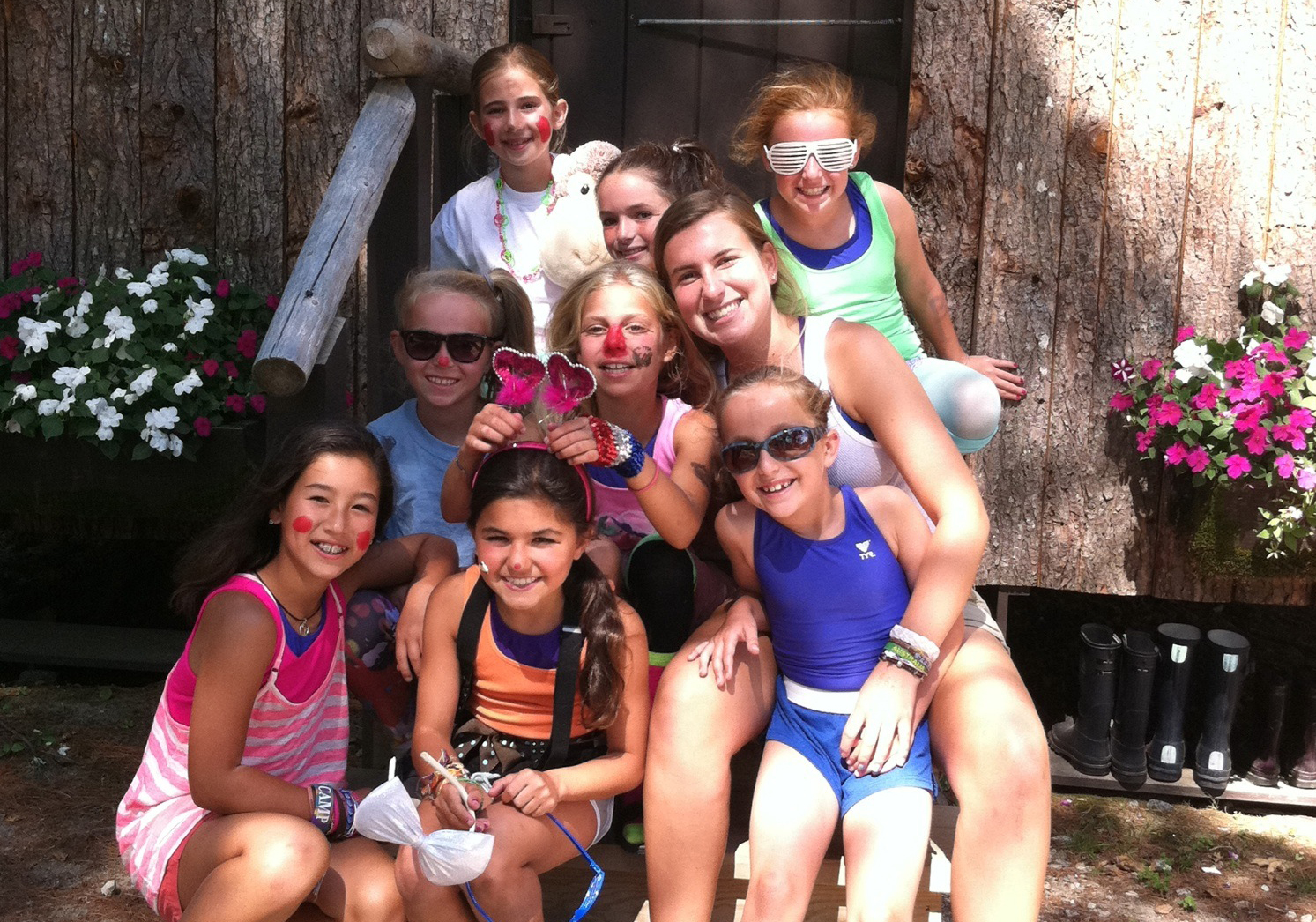 Camp Pinecliffe - An All Girls Summer Camp in Maine - Camp